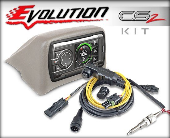 EDGE EVOLUITON CS2 KIT(INCL 85300, 98620, AND 18500)|94-03 FORD POWERSTROKE (7.3L) 1