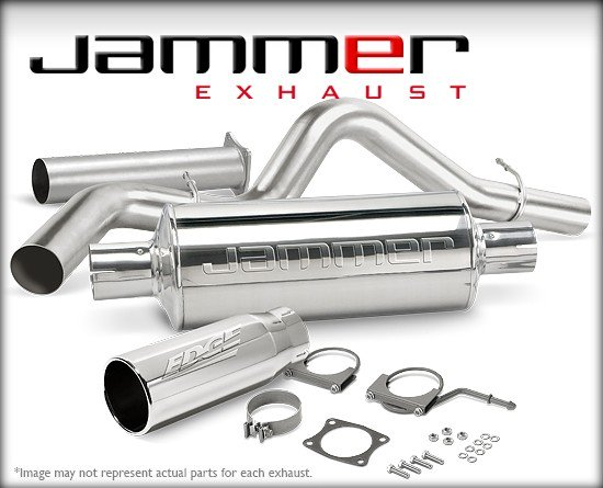 EDGE JAMMER EXHAUST|03-07 FORD POWERSTROKE (6.0L|CCSB) 1