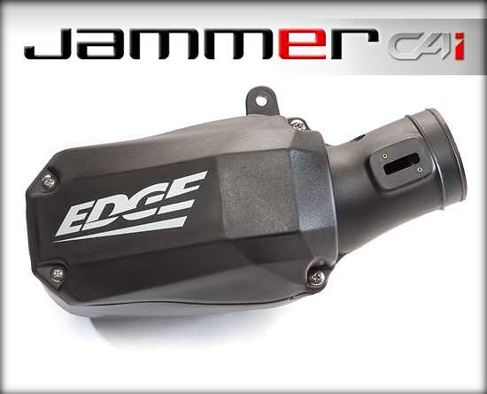 EDGE JAMMER COLD AIR INTAKE (DRY FILTER)|11-16 FORD POWERSTROKE (6.7L) 1