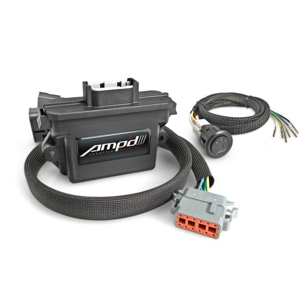 EDGE AMP'D THROTTLE BOOSTER WITH SWITCH|11-18 FORD POWERSTROKE (6.7L) 1