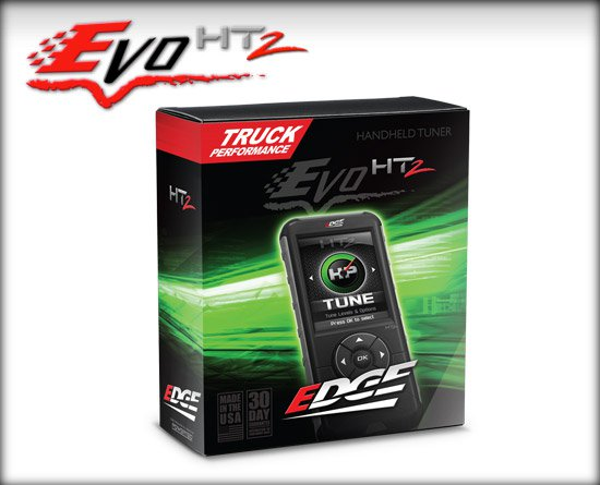 EDGE EVO HT2|01-16 GM DURAMAX (6.6L) 1