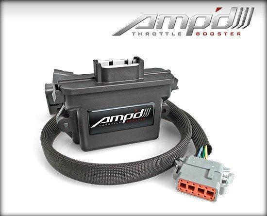 EDGE AMP'D THROTTLE BOOSTER|07.5-19 GM DURAMAX (6.6L) 1