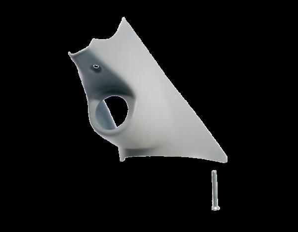 BULLY DOG CUSTOM A-PILLAR MOUNT (W/ BULLY DOG OR H&S TUNER) 15-16 GM 6.6L DURAMAX 1
