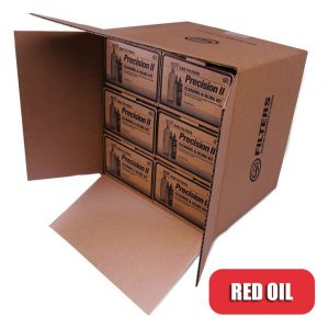 S&B FILTERS PRECISION II: CLEANING & OIL KIT 6 PACK (RED OIL)|FOR USE WITH RED S&B FILTERS
