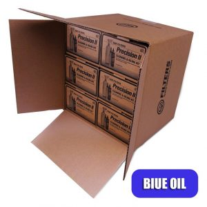 S&B FILTERS PRECISION II: CLEANING & OIL KIT 6 PACK (BLUE OIL)|FOR USE WITH BLUE S&B FILTERS