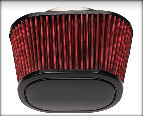 EDGE REPLACEMENT OILED FILTER *COVERS JAMMER COLD AIR INTAKE|01-15 GM DURAMAX (6.6L) 1