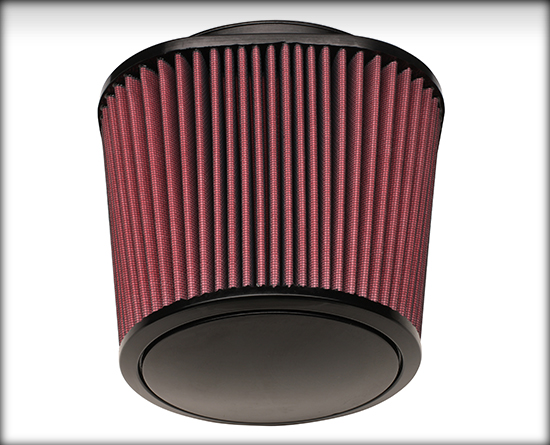 EDGE REPLACEMENT OILED FILTER *COVERS JAMMER COLD AIR INTAKE|03-07 DODGE CUMMINS (5.9L) 1