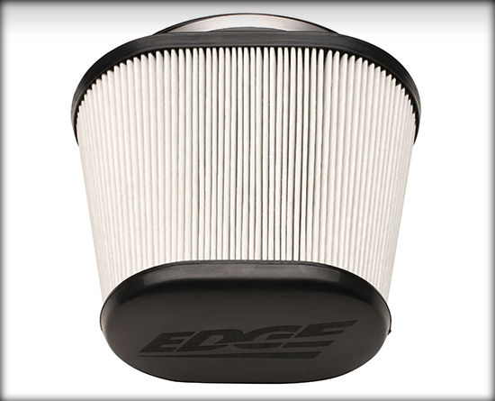 EDGE REPLACEMENT DRY FILTER *COVERS JAMMER COLD AIR INTAKE|03-07 FORD POWERSTROKE (6.0L)
