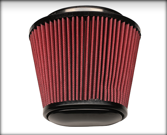 EDGE REPLACEMENT OILED FILTER *COVERS JAMMER COLD AIR INTAKE|03-07 FORD POWERSTROKE (6.0L)
