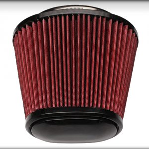 EDGE REPLACEMENT OILED FILTER *COVERS JAMMER COLD AIR INTAKE|99-03 FORD POWERSTROKE (7.3L) 08-15 FORD POWERSTROKE (6.4L/6.7L) 94-02 DODGE CUMMINS (5.9L)