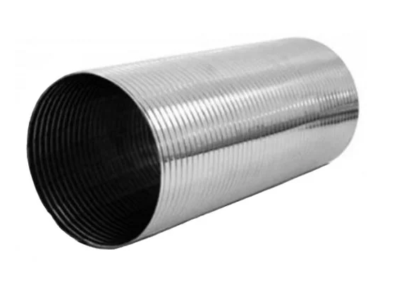 """MBRP 4"""" STRAIGHT TUBE 90"""" LENGTH T304 STAINLESS