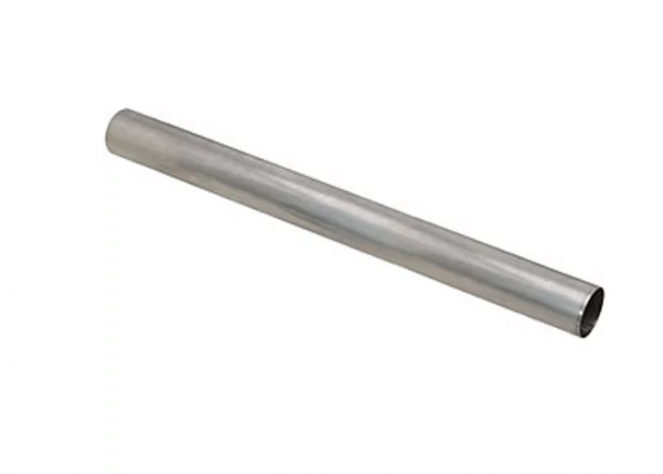 "MBRP 16-GAUGE ALUMINIZED 4"" STRAIGHT TUBING 90"" LENGTH