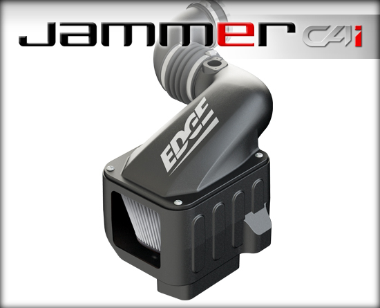 EDGE JAMMER COLD AIR INTAKE (DRY FILTER)|94-02 DODGE CUMMINS (5.9L) 1