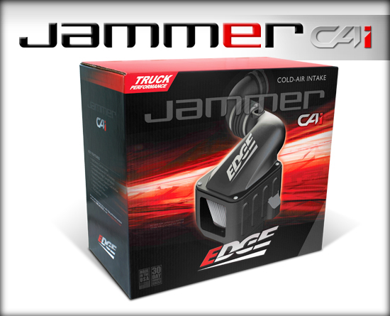 EDGE JAMMER COLD AIR INTAKE (DRY FILTER)|04.5-05 GM DURAMAX (6.6L LLY) 1