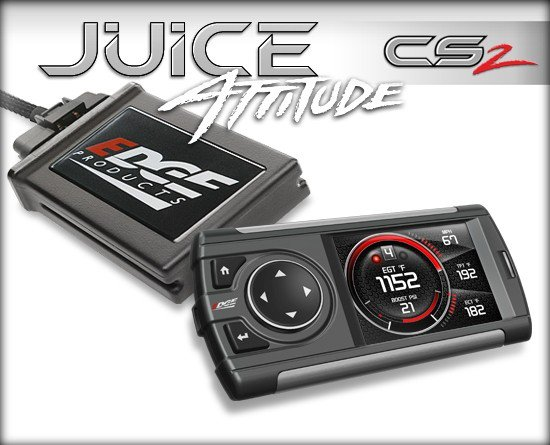 EDGE JUICE W/ATTITUDE CS2 MONITOR|01-04 GM DURAMAX LB7(6.6L) 1