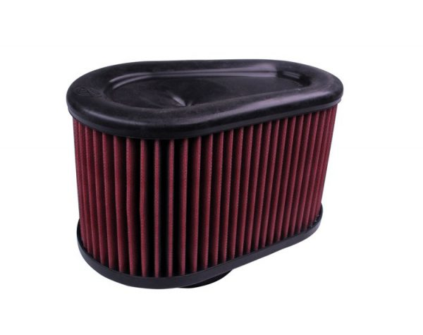 S&B FILTERS INTAKE REPLACEMENT FILTER (COTTON CLEANABLE)|03-07 FORD 6.0L POWERSTROKE 1