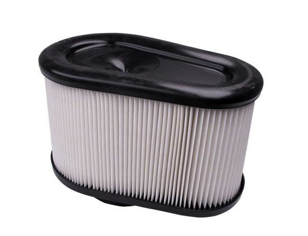S&B FILTERS INTAKE REPLACEMENT FILTER (DRY DISPOSABLE)|03-07 FORD 6.0L POWERSTROKE 1
