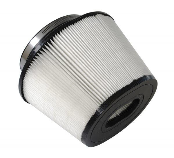 S&B FILTERS INTAKE REPLACEMENT FILTER (DRY DISPOSABLE)|08-10 FORD 6.4L POWERSTROKE 1