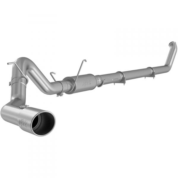 """MBRP XP SERIES 5""""IN/5""""OUT 31"""" LENGTH T409 SINGLE CHAMBERED MUFFLER UNIVERSAL"""
