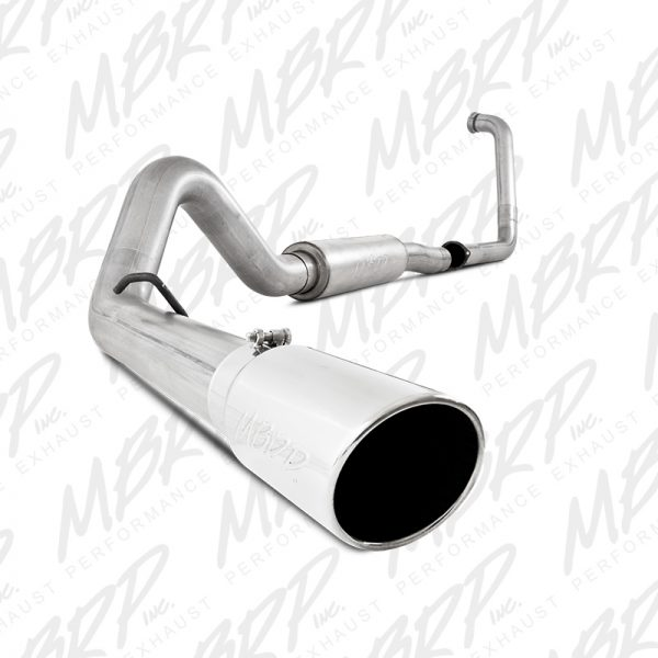 """MBRP SMOKERS CHROME STAINLESS STEEL STACK