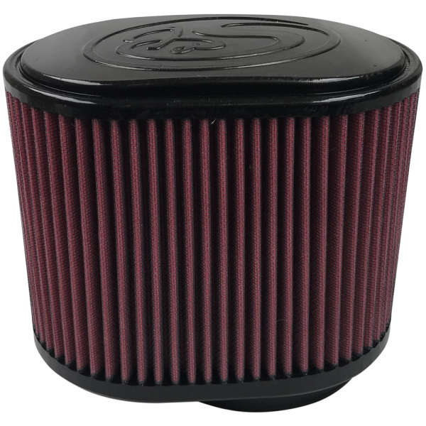S&B FILTER INTAKE REPLACEMENT FILTER (COTTON CLEANABLE)|01-04 GM 6.6L DURAMAX