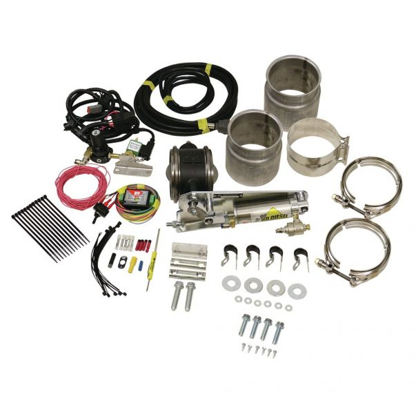 "BD-POWER 5"" REMOTE MOUNT EXHAUST BRAKE