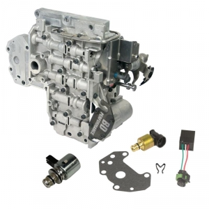 BD-POWER VALVE BODY WITH GOVERNOR PRESSURE SOLENOID|1998.5-2002 DODGE 5.9L CUMMINS 47RE 1