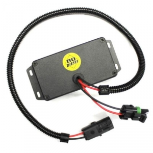 BD-POWER POSITIVE AIR SHUTDOWN 24-VOLT ADAPTER KIT|FITS MANUAL BD-POWER PAS KITS 1