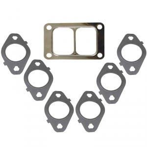 BD-POWER EXHAUST MANIFOLD GASKET KIT|1998.5-2018 DODGE 5.9L/6.7L CUMMINS (T6 MANIFOLD) 1