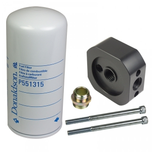 BD-POWER FINE PARTICLE FUEL FILTER|FOR USE WITH BD-POWER FLOW-MAX LIFT PUMP 1