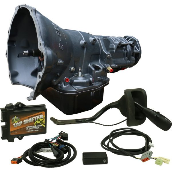 BD-POWER 48RE TRANSMISSION KIT W/ TAPSHIFTER|2005-2007 DODGE 5.9L CUMMINS (4WD)