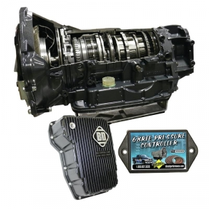 BD-POWER TOW & STREET 68RFE TRANSMISSION|2007.5-2018 DODGE 6.7L CUMMINS (4WD) 1