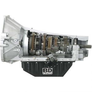 BD-POWER 5R110 EXCHANGE TRANSMISSION WITH PTO|2003-2004 FORD 6.0L POWERSTROKE 4WD (WITH PTO) 1