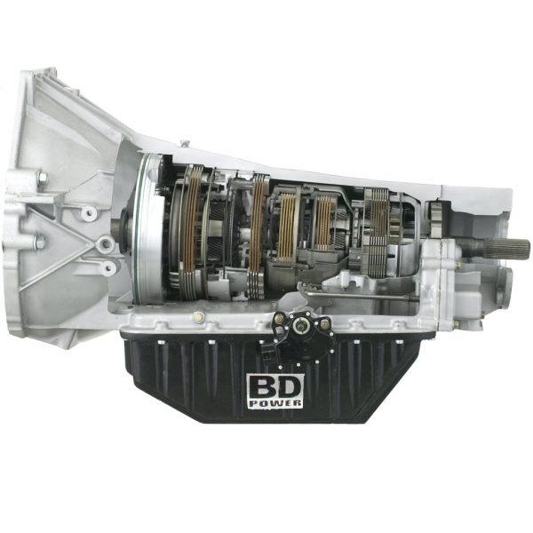BD-POWER 5R110W EXCHANGE TRANSMISSION|2008-2010 FORD 6.4L POWERSTROKE (2WD)