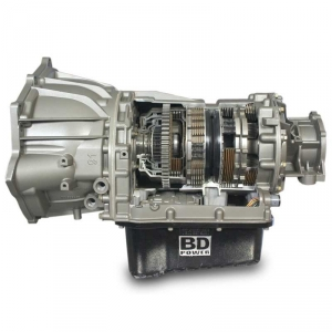 BD-POWER ALLISON 1000 TRANSMISSION|2004.5-2005 GM 6.6L DURAMAX (2WD) 1