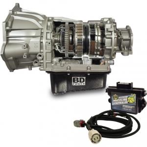 BD-POWER ALLISON 1000 4WD TRANSMISSION & PRESSURE CONTROLLER|2011-2016 GM 6.6L DURAMAX LML 4WD 1