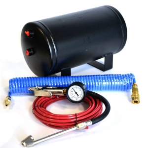 FIRESTONE AIR-RITE XTREME DUTY DUAL AIR CONTROL SYSTEM|FOR USE WITH ALL FIRESTONE RIDE-RITE, SPORT-RITE AND COIL-RITE SYSTEMS 1