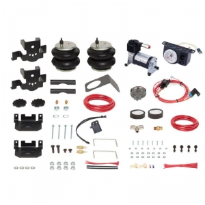 FIRESTONE RIDE-RITE ANALOG ALL-IN-ONE HELPER SPRING KIT|2001-2010 GM 2500HD/3500HD 2WD/4WD 1