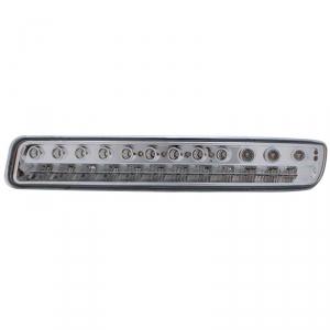 ANZO CHROME LED PARKING LIGHTS 2001-2007 GMC SIERRA CLASSIC 1