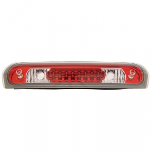 ANZO RED/CLEAR LED 3RD BRAKELIGHT|2003-2009 DODGE RAM 2500/3500 1