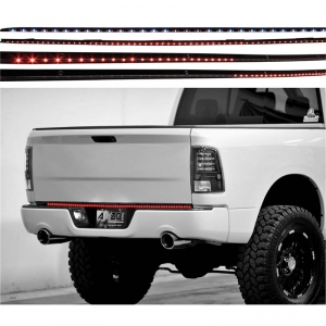 """ANZO 6-FUNCTION 49"""" LED TAILGATE BAR W/ AMBER SCANNING