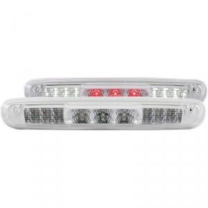 ANZO CLEAR LED 3RD BRAKE LIGHT 2007.5-2014 GM SILVERADO/SIERRA 1