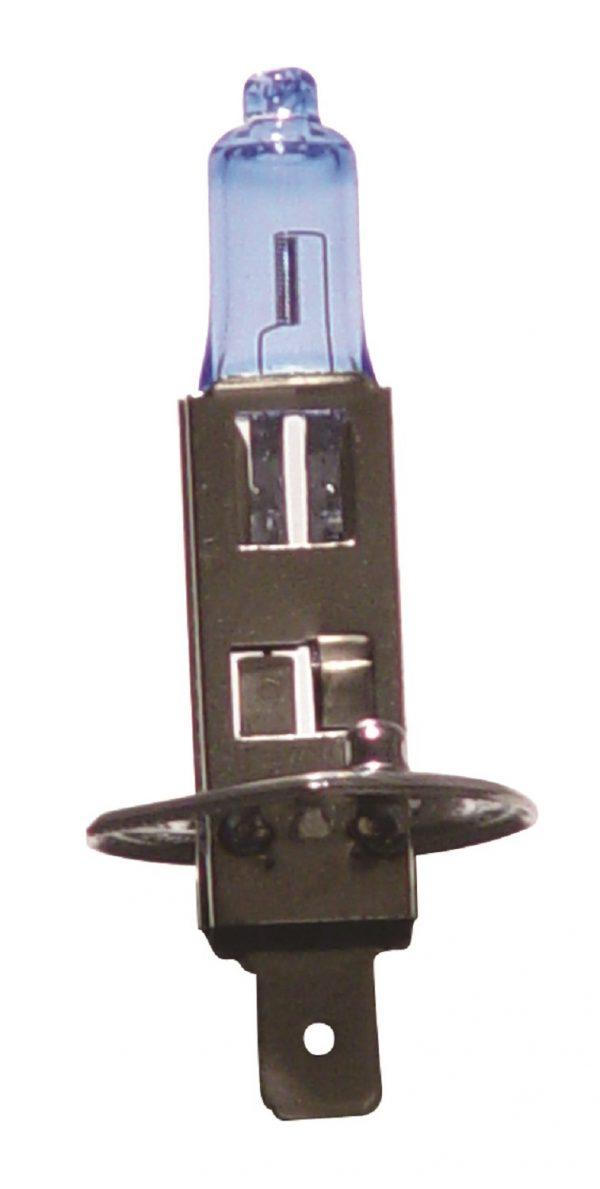ANZO SUPER WHITE HALOGEN BULB H1 (12V 55W)|UNIVERSAL 1