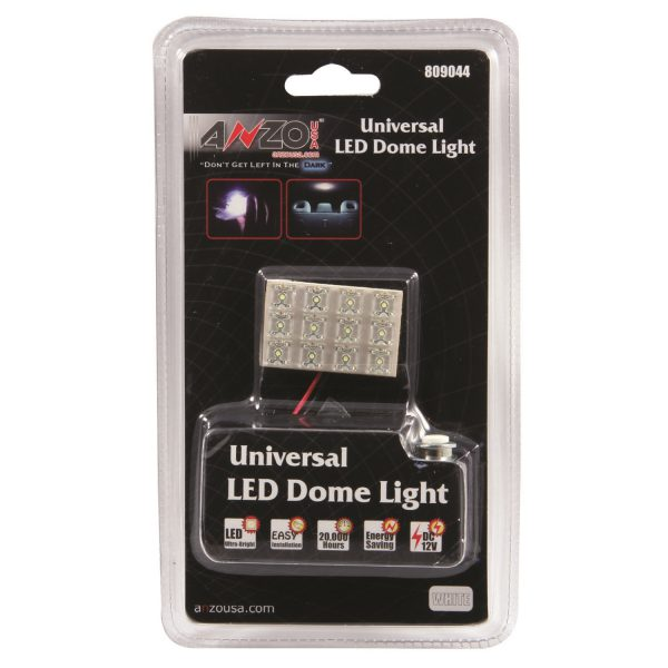 "ANZO L.E.D DOME LIGHT 1.5""x1"" REPLACEMENT BULB