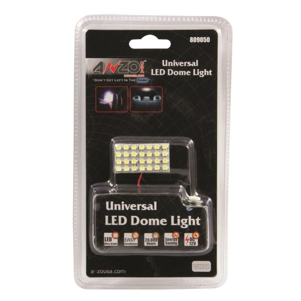"ANZO L.E.D DOME LIGHT 1.5""x.75"" REPLACEMENT BULB