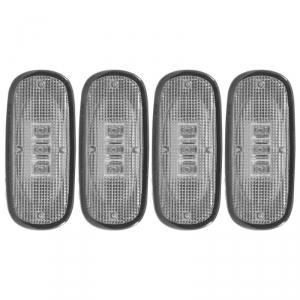 ANZO SMOKE LED FENDER LIGHTS|2003-2009 DODGE RAM 2500/3500 1