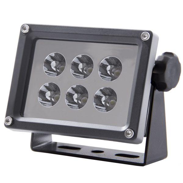 "ANZO 3.5"" x 2"" 18W RECTANGULAR LED SPOT BEAM AUXILIARY FOG LIGHT (PAIR)|UNIVERSAL 1"