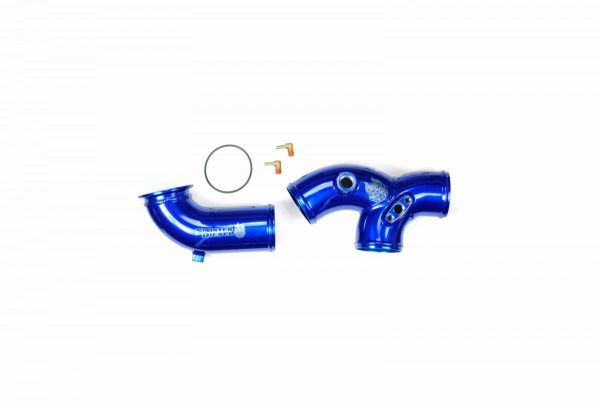 SINISTER DIESEL INTAKE ELBOW W/O BOOTS|1999.5-2003 FORD 7.3L POWERSTROKE 1