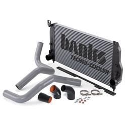 BANKS POWER TECHNI-COOLER INTERCOOLER SYSTEM|2004.5-2005 GM 6.6L DURAMAX LLY 1
