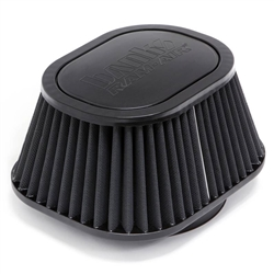 BANKS POWER DRY SYNTHETIC REPLACEMENT FILTER|2001-2014 GM 6.6L DURAMAX 1